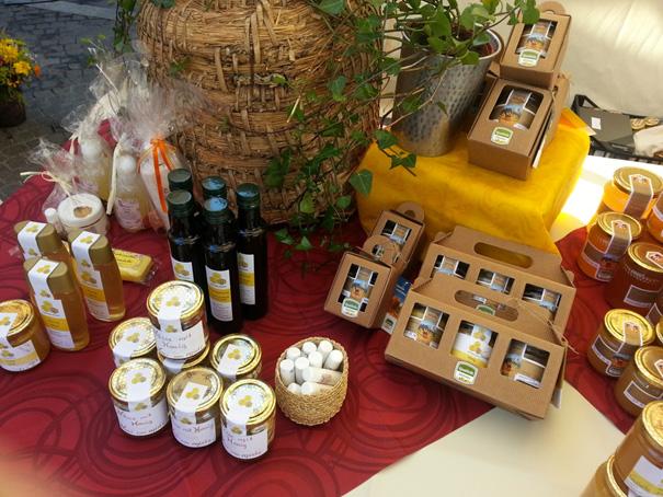Erzeugnisse Bienen