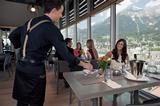 Restaurant im Hotel aDLERS