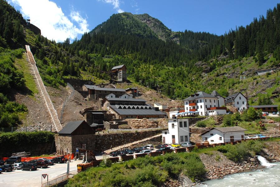 Hotel Schneeberg Val Ridanna