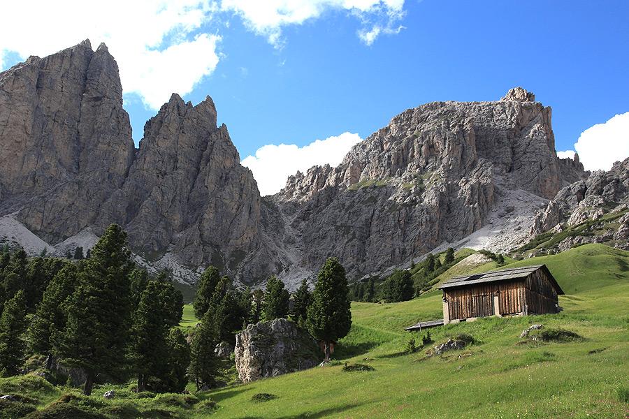 La Villa Val Gardena