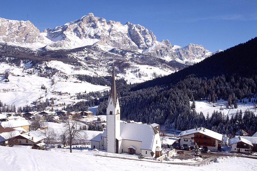 Hotel Dolomiti La Villa Badia Bz