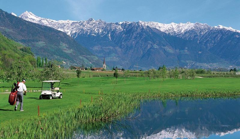 Designhotel golf special for Tirol designhotel