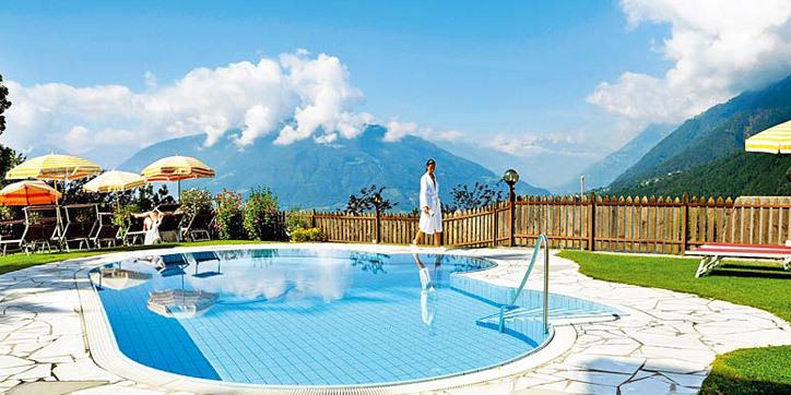 Hotel Furstenhof Meran Italien