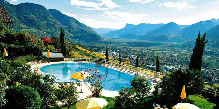 Panorama Hotel Rimmele Dorf Tirol
