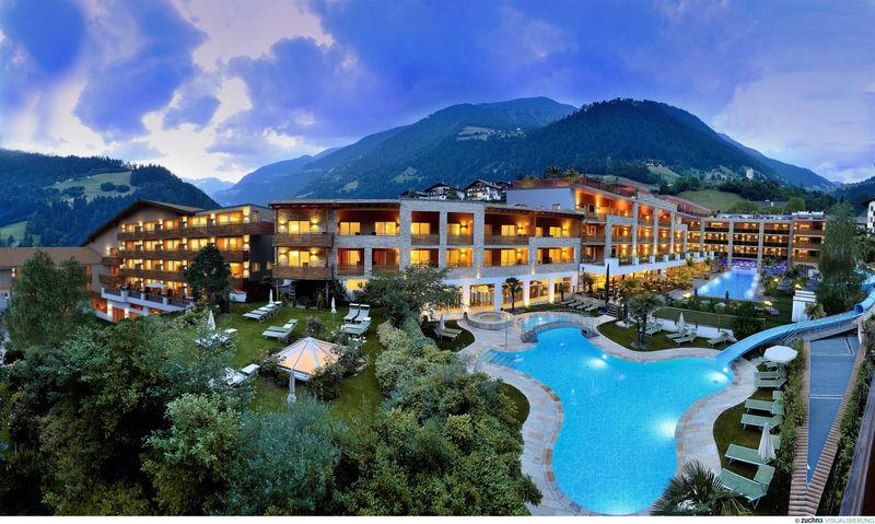 Stroblhof Active Family Spa Resort St Leonhard In Passeier