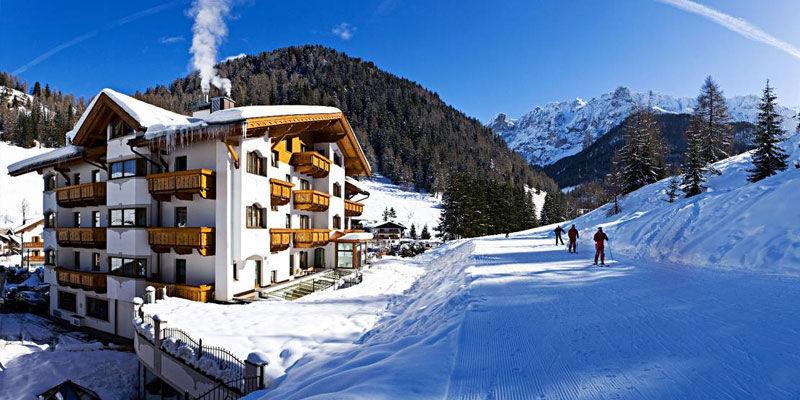 Hotel Savoy Italien Wolkenstein