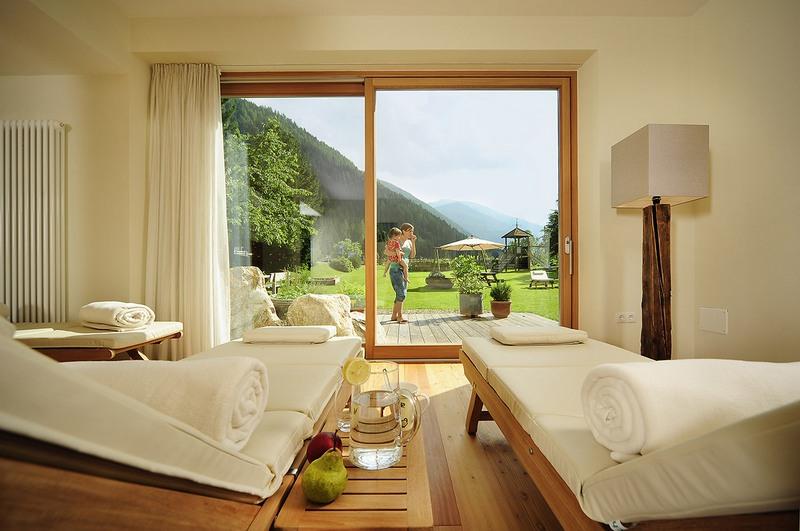 Familienhotel residence st nikolaus st nikolaus for Design familienhotel