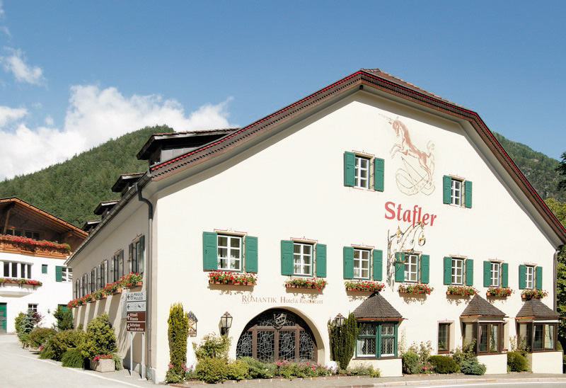 Romantik Hotel Stafler Sterzing Italien
