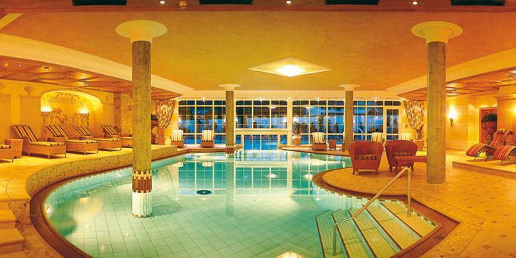 Wellnesshotel karwendel achensee for Stylische wellnesshotels