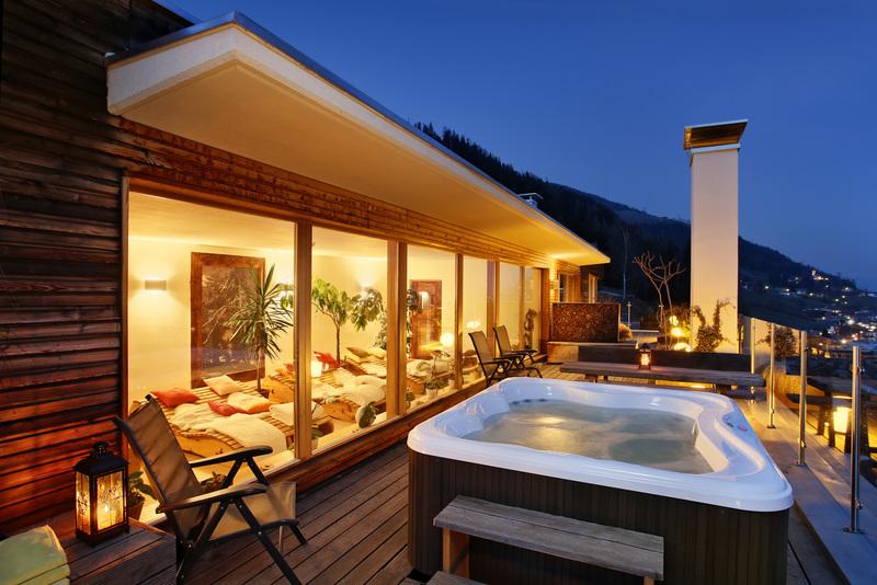 Hotel rainer st walburg for Whirlpool garten mit hotel mit whirlpool auf balkon südtirol