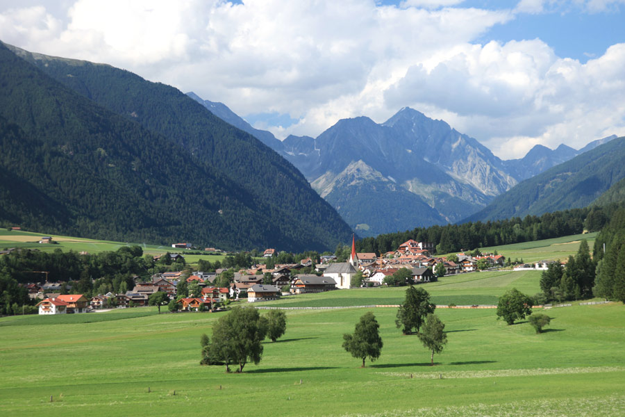 Hotels Und Pensionen In Antholz