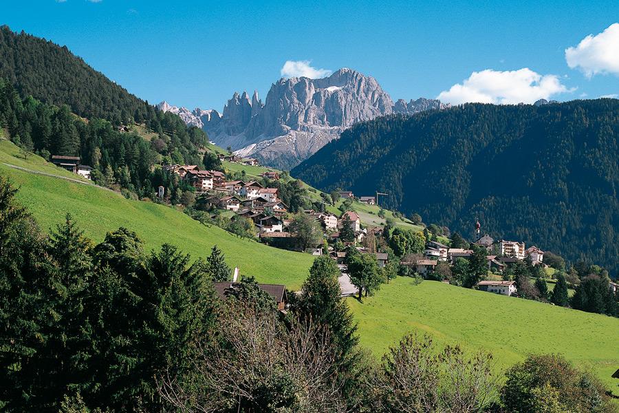 Tiers - Rosengarten Latemar - Südtirol