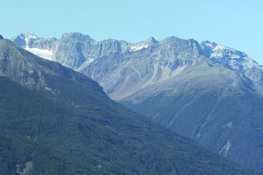 Klettersteig Vinschgau : Rio secco klettersteig südtirol