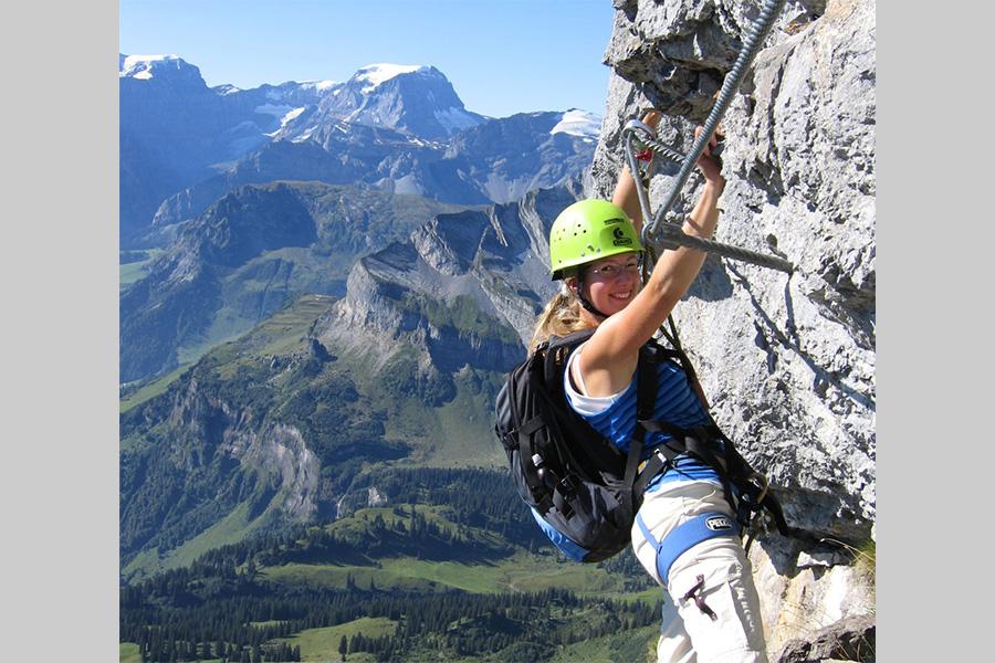 Klettersteig Osttirol : Anspruchsvolle klettersteige für profis in tirol