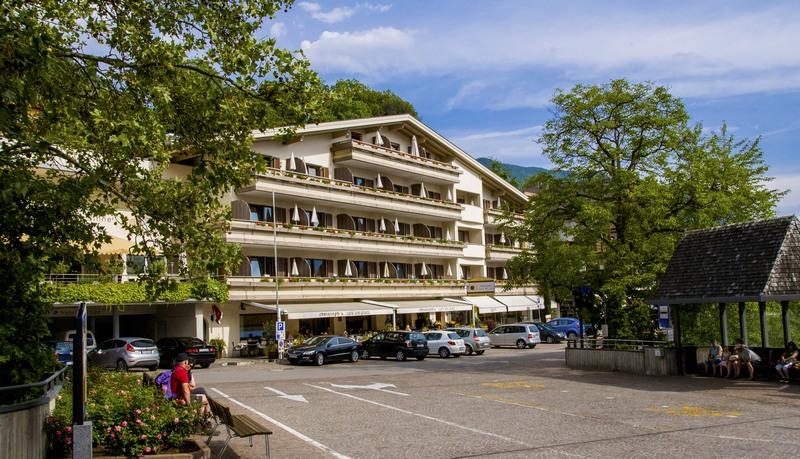Christoph S Hotel Der Sinne Schenna
