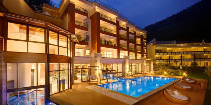 Hotel Quellenhof St Martin In Passeier