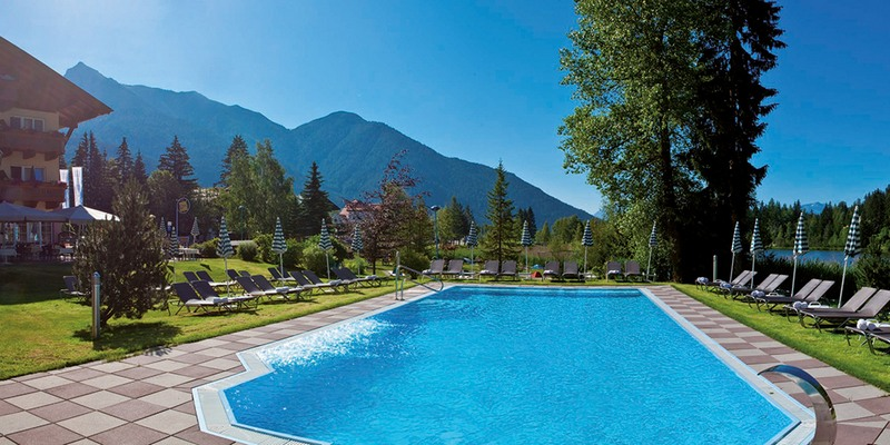 Hotel Seespitz Zeit Seefeld In Tirol