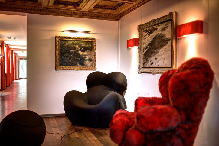 Design spa hotel gartner dorf tirol for Design hotel bozen umgebung