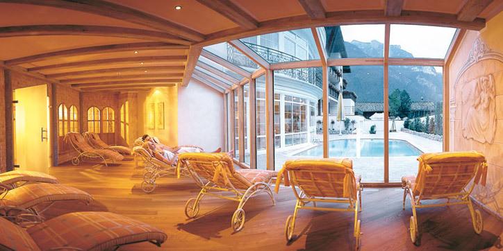 Wellnesshotel  Wellnesshotel Karwendel - Achensee
