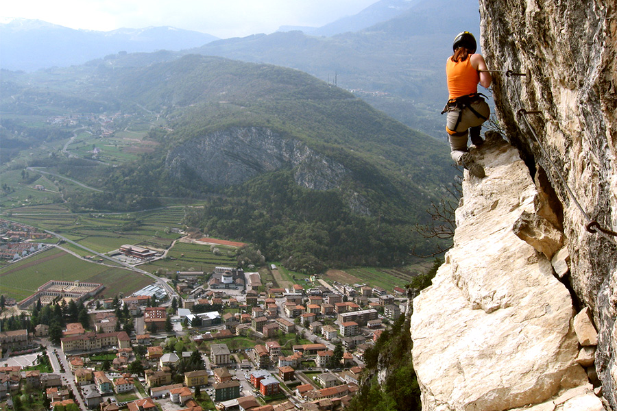 Klettersteig Rosengarten : 5 anspruchsvolle klettersteige für profis in südtirol