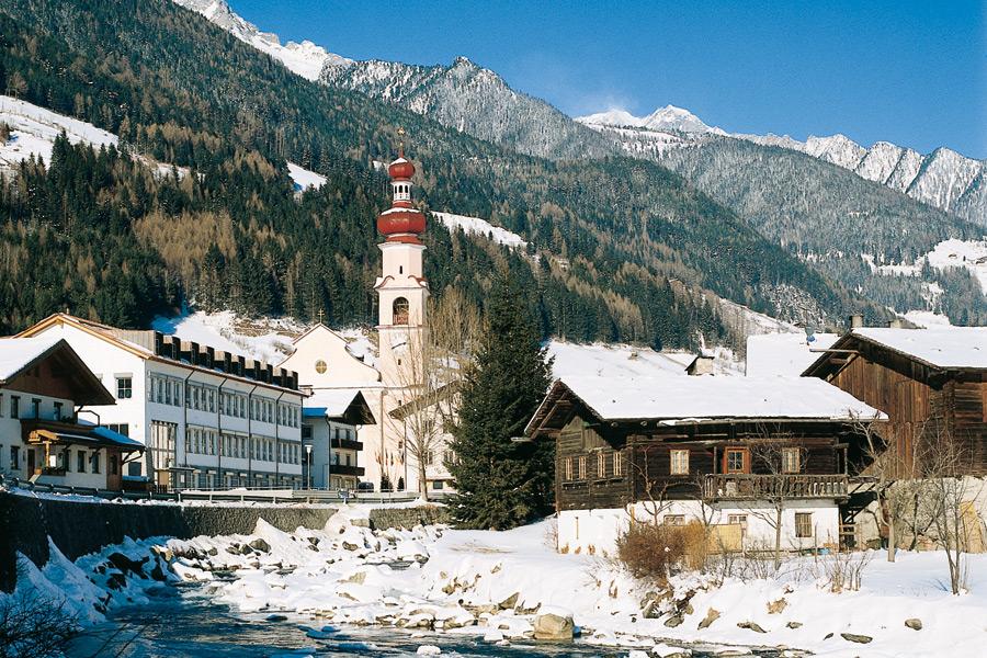 Ahrntal St Johann Hotel Adler