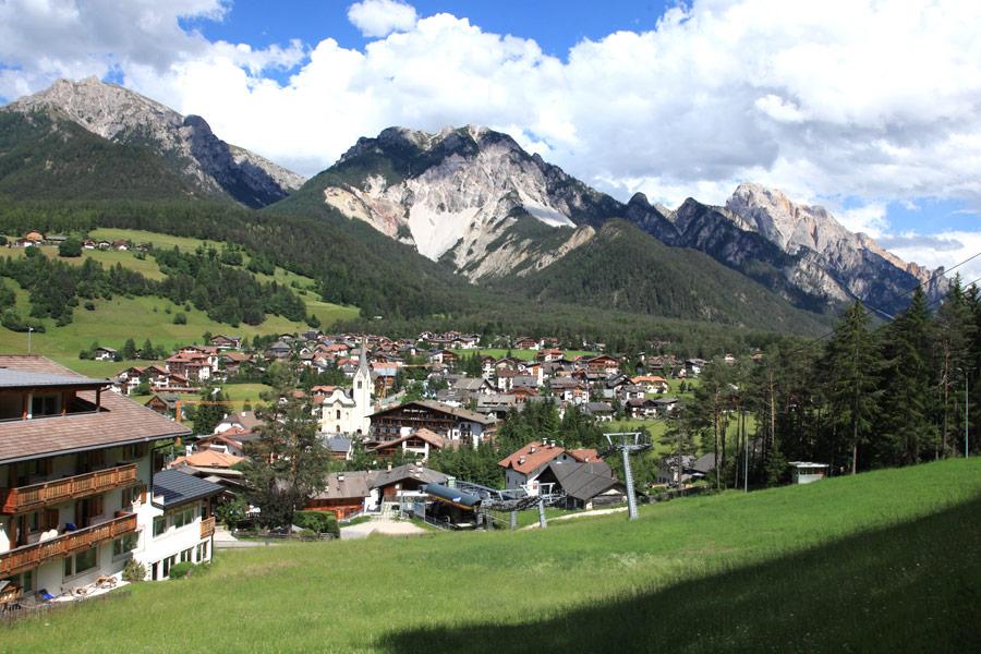 St. Vigil in Enneberg - Dolomiten - Südtirol
