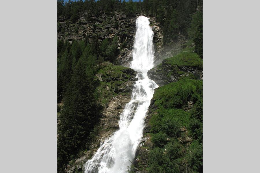 Klettersteig Stuibenfall : Klettersteig stuibenfall Ötztal