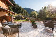 Wellnesshotel Naturhotel Rainer Jaufental