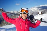 Skilehrerin Vroni